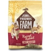 Supreme Tiny Friends Farm Russel Rabbit Tasty Nuggets 2kg big image