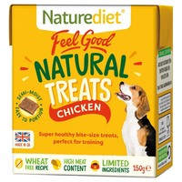 Naturediet Dog Treats 150g (Chicken) big image