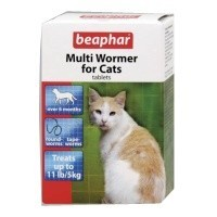 Beaphar Multi Wormer for Cats big image