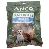 Anco Naturals Porky Bites 250g big image
