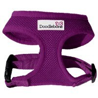 Doodlebone Soft Vest Harness (Purple) big image