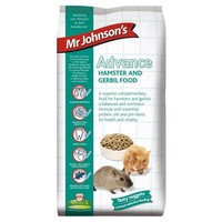 Mr Johnson's Advance Hamster and Gerbil Food 750g big image