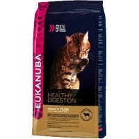 Eukanuba Cat Adult Healthy Digestion Rich In Lamb big image
