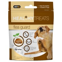 VetIQ Healthy Treats Flea Guard for Dogs & Puppies 70g big image