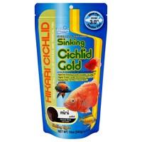 Hikari Cichlid Gold Sinking Medium Pellets 342g big image