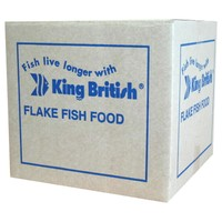 King British Tropical Fish Flake Food Bulk 2kg big image
