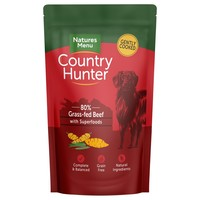Natures Menu Country Hunter Dog Food Pouches (Beef) big image