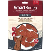 SmartBones Natural Dog Chews (Beef) big image