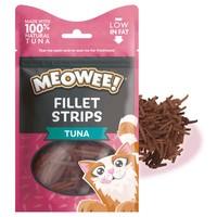 Meowee! Fillet Strips Cat Treats (Tuna) 35g big image