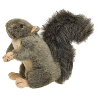 AFP Plush Squirrel Squeaker Dog Toy big image