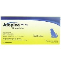 Atopica 100mg Capsules big image