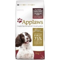 Applaws Small/Medium Breed Adult Dry Dog Food (Chicken and Lamb) big image