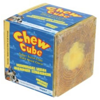 Happy Pet Chew Cube Wooden Block big image