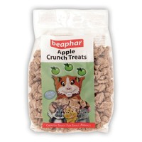 Beaphar Apple Crunch Small Animal Treats 150g big image