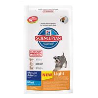 Hills Science Plan Light Mature 7+ Mini Adult Dog Food 2.5kg (Chicken) big image
