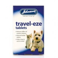 Johnson's Travel-eze Tablets for Dogs and Cats (x 24 tablets) big image