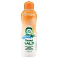TropiClean Natural Flea & Tick Dog Shampoo (Soothing) 355ml big image