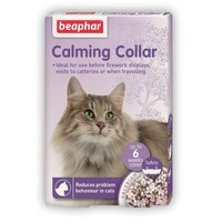 Beaphar Calming Collar for Cats (35cm) big image