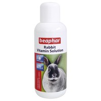 Beaphar Rabbit Vitamin Solution 100ml big image