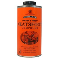 Vanner & Prest Neatsfoot Compound Oil 500ml big image