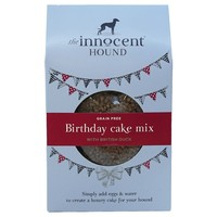 The Innocent Hound Luxury Birthday Cake Mix big image