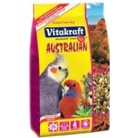 Vitakraft Australian Parrot Food 750g big image