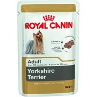 Royal Canin Yorkshire Terrier Adult Wet Food 12 x 85g Pouches big image