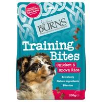 Burns Training Bites for Dogs 200g big image