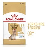 Royal Canin Yorkshire Terrier Adult 8+ Dry Dog Food 1.5kg big image