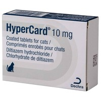 Hypercard 10mg Tablets for Cats big image