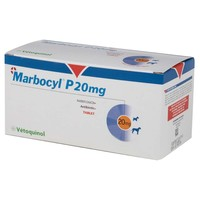 Marbocyl P Tablet 20mg big image