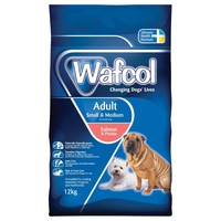 Wafcol Adult Dry Dog Food for Small and Medium Breeds (Salmon & Potato) big image
