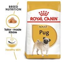 Royal Canin Pug Dry Adult Dog Food big image