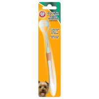 Arm & Hammer 3 Sided Toothbrush for Dogs big image