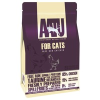 AATU Adult Cat Dry Food (Chicken) 3Kg big image