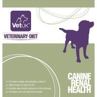 VetUK Veterinary Diet Canine Renal Health big image
