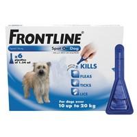 Frontline Spot On for Medium Dogs big image