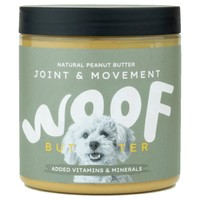 Woof Butter Natural Peanut Butter (Joint & Movement) 250g big image