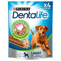 Purina Dentalife Dental Chews for Large Dogs big image