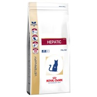 Royal Canin Veterinary Diet Hepatic Dry Food for Cats big image