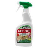 Get Off Cat & Dog Repellent Spray 500ml big image