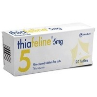 Thiafeline 5mg Tablets for Cats big image