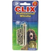 Clix Professional Dog Whistle big image