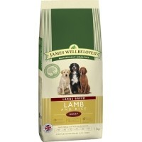 James Wellbeloved Adult Dog Large Breed Lamb and Rice big image