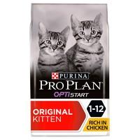 Purina Pro Plan OptiStart Original Kitten Food (Chicken) 3kg big image
