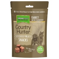 Natures Menu Country Hunter Snacks for Dogs 50g (Rabbit with Cranberry) big image