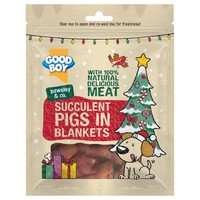 Good Boy Pawsley Christmas Succulent Pigs in Blankets big image