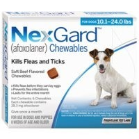 Nexgard for Medium Dogs 28.3mg (6 Pack) big image