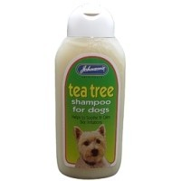Johnson's Tea Tree Shampoo for Dogs big image