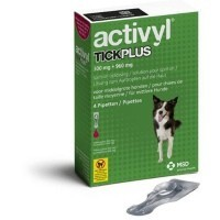 Activyl TickPlus Spot-On for Medium Dogs big image